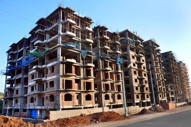 Ilustrasi pembangunan Apartemen1
