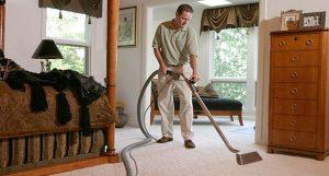 Merapikan rumah
