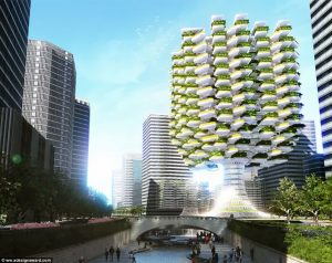 The Urban Skyfarm/www.adesignaward.com
