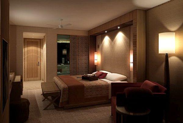 Memilih jenis pencahayaan yang tepat untuk kamar tidur for Design interior apartemen 1 bedroom