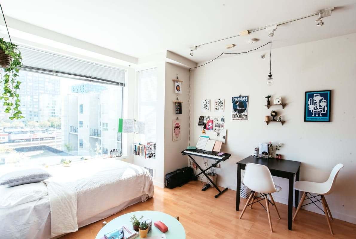 desain apartemen mungil | gambar desain rumah minimalis