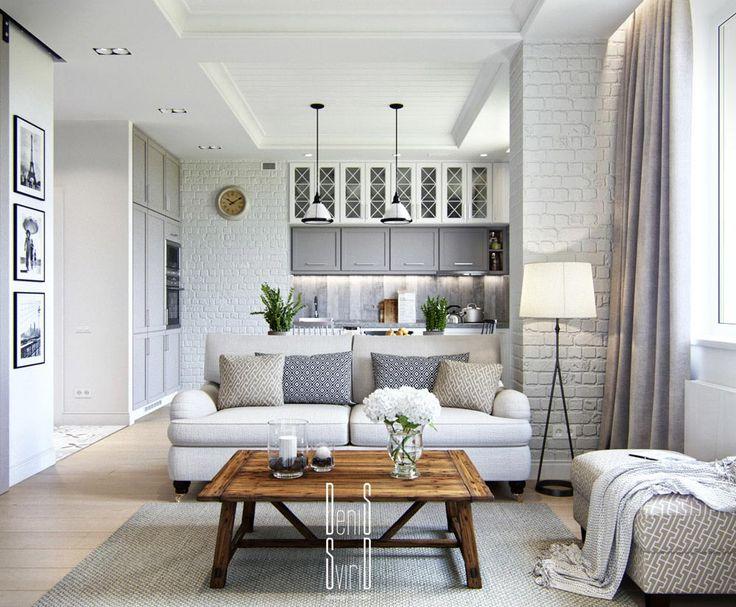 apartemen kecil interior