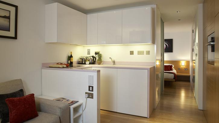 Tips memilih kitchen set terbaik untuk hunian mungil for Kitchen set yang baik