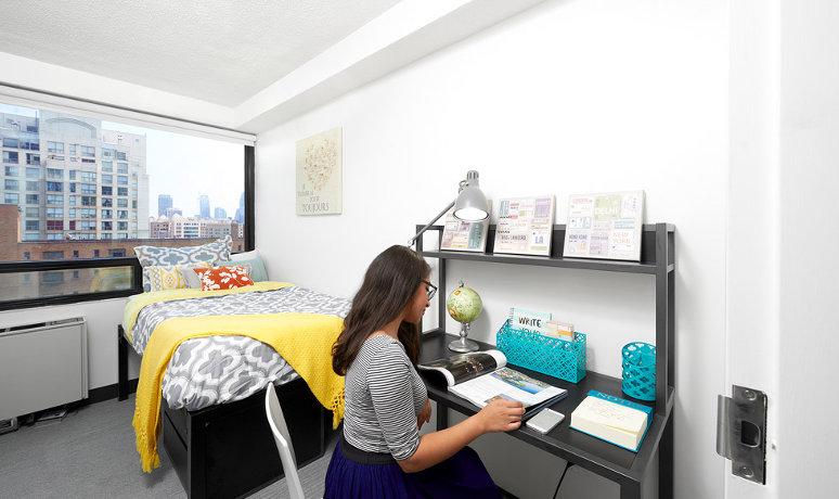 apartemen mahasiswa