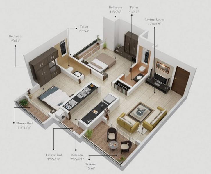 2bedroom2