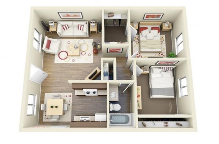 2bedroom3