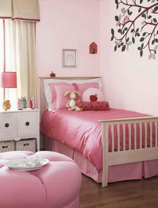 Amazing Designs Of Cheap Pink Bedroom Ideas For Teenage Girls Li