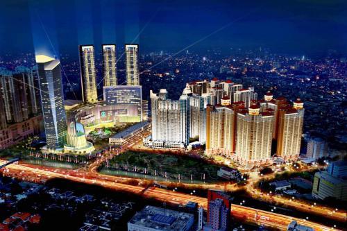 Mediterania Tanjung Duren, Apartemen Berfasilitas Lengkap ...