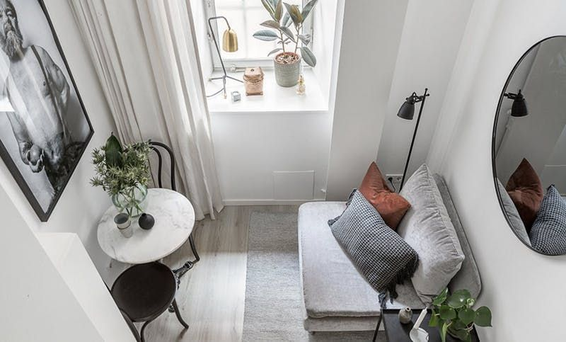 apartemen putih