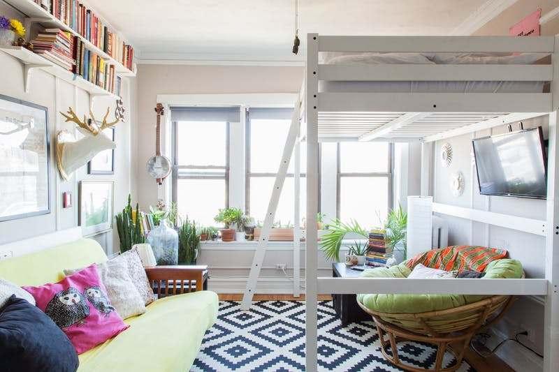 studio apartemens