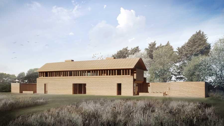 Arsitektur-Kontemporer-Long-House