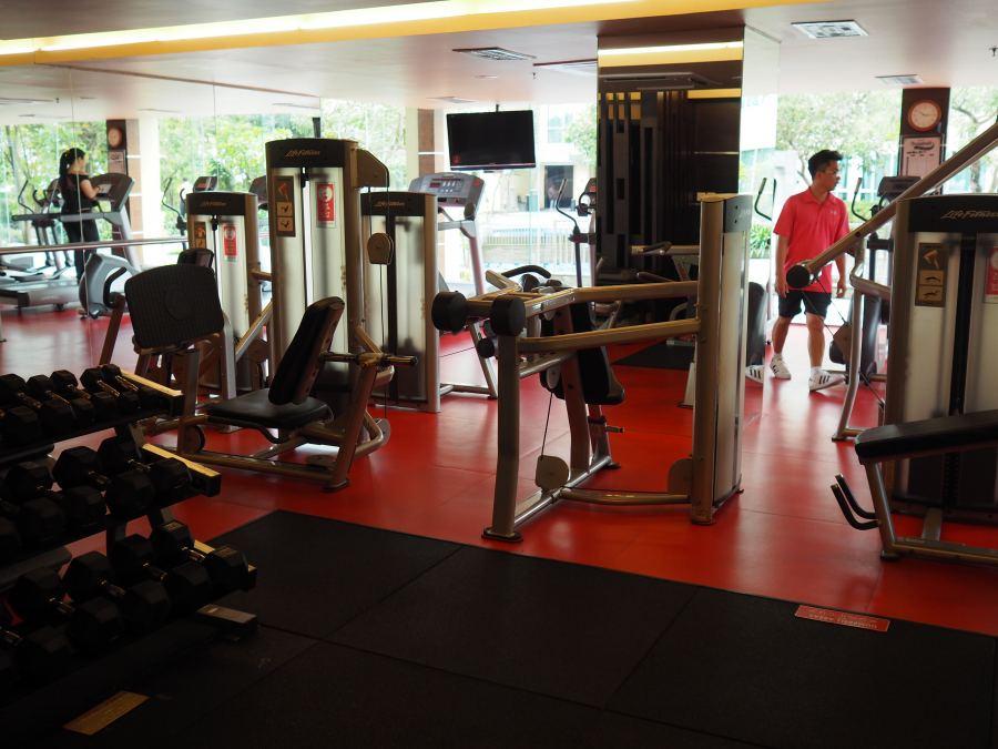 Gandaria-Heights gym