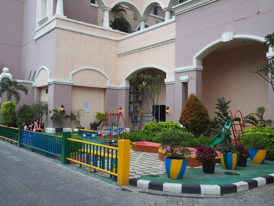 Gading-Mediterania-Residences Playground-