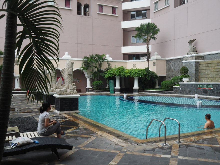 Gading-Mediterania-Residences Pool-Area-in-