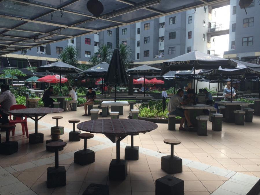 laguna pluit food court