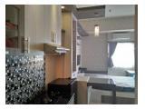Jual Apartement Suites Metro Bandung Type Studio Furnish dan Kosongan