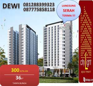 Apartemen City Light