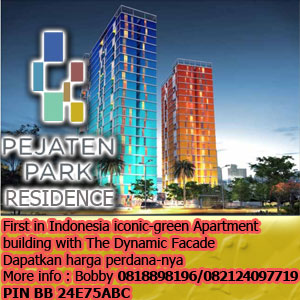 Apartemen Pejaten Park Residence
