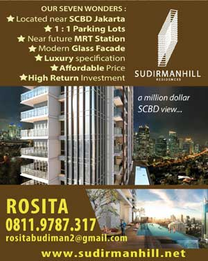 Apartemen Sudirman Hill