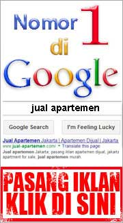 Pasang Iklan Jual Apartemen
