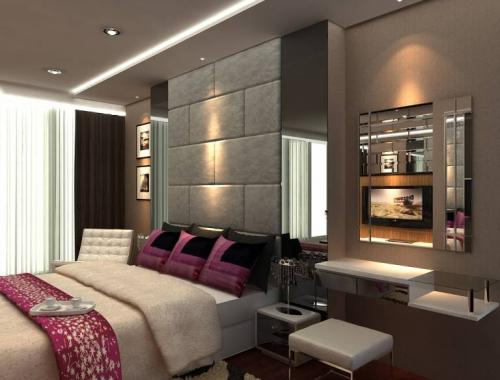 Jual Penthouse Brand New Unit Cantik Dan Mewah Apartemen