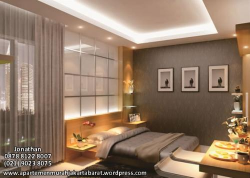 Jual apartemen point 8 terrace mansion murah apartment for Design apartemen 2 kamar