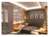 Design Minimalis Kamar Apartemen Point8