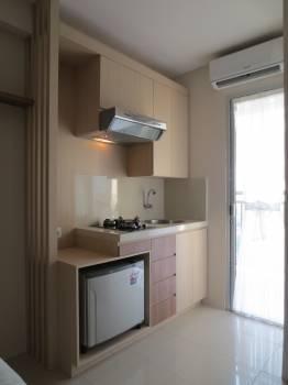 Jual apartemen tipe studio di green palace kalibata city for Kitchen set apartemen