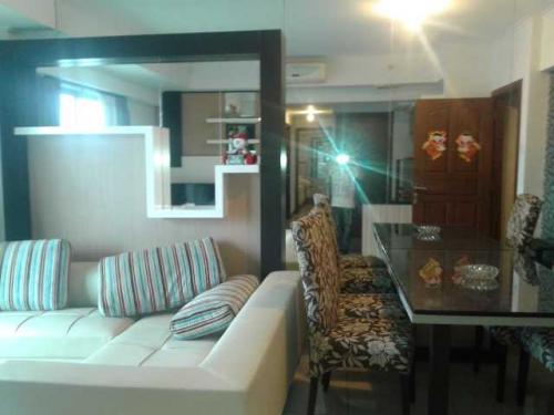 Waterplace Apartment For In Surabaya 3 Bedrooms Fully Furnished