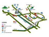 Peta Lokasi Apartemen Parahyangan Residence
