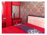 Red and Black Luxurious Furnished Design