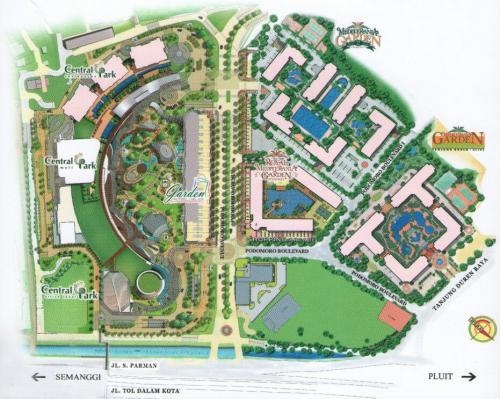 Jual Apartemen Royal Mediterania Garden Podomoro City