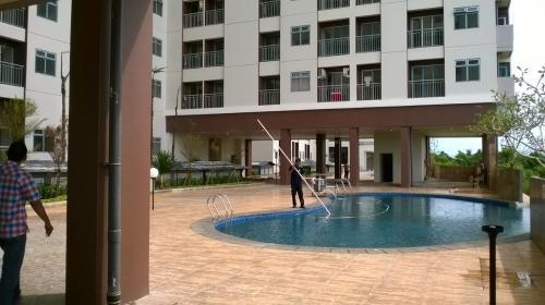 jual cepat apartemen serpong green view tipe studio unfurnished rh jual apartemen com