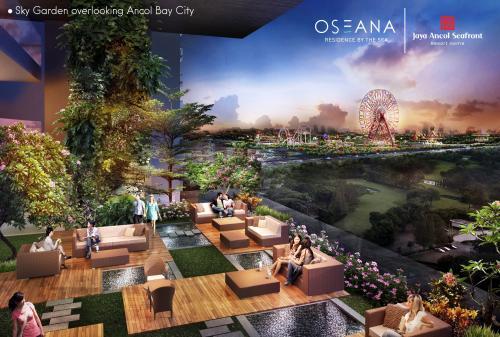 Jual Apartemen Baru Di Ancol Jakarta Utara Jaya Ancol