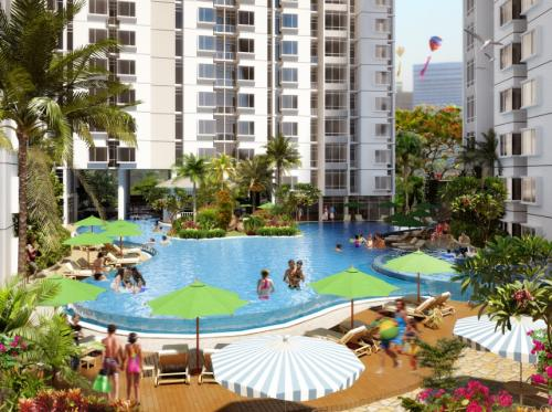TPlaza Apartement Mall Bendungan Hilir Tipe Unit T Plaza