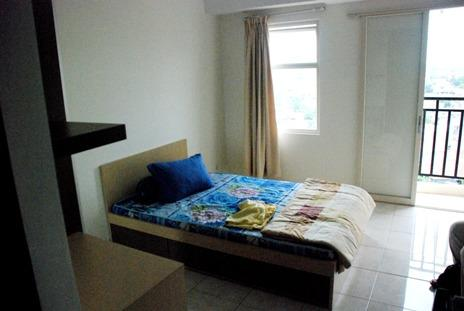 Jual Apartemen Margonda Residence 2 – Studio Full Furnished