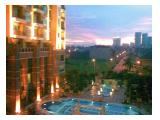 view Sunset from living room balcony: