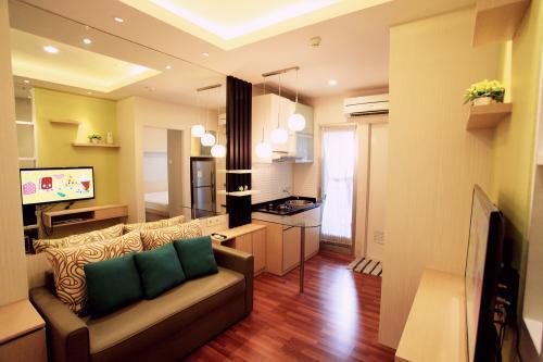 Apartemen Green Bay Pluit