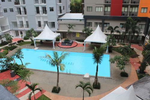 Jual Apartemen Paragon Village Karawaci - Studio Type Fully Furnished - 15th Floor