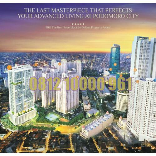 Central Park Apartments Jakarta: Jual Apartemen Jakarta