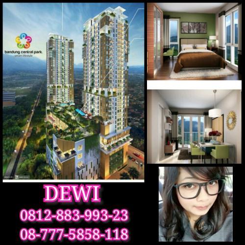 Central Park Apartments Jakarta: Jual Apartemen Pandhega Bandung Central Park
