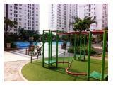 Taman bermain & swimming pool