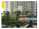 fasilitas:kolam anak,children play ground & fitness park