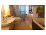 Jual Apartment Kempinski Residence 3BR, sudah renovasi, good condition