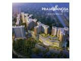 Jual Apartemen Prajawangsa City Jakarta Timur - 2 BR 43m2 Unfurnished