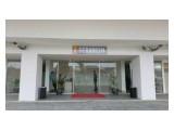 Jual Murah Banget Apartemen Bassura City – 2 BR Tower Geranium Luas 34 m2 Unfurnished