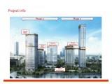 Apartment 57 (Fifty Seven) Promenade by Intiland; Bundaran HI, Thamrin, Jakarta Pusat; 5 min walk to Grand Indonesia & Plaza Indonesia & 2 min walk to MRT (1BR/2BR/3BR)