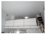 Jual cepat apartemen Citylofts luas 104sqm (tipe Boston), Unfurnished