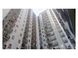 Jual Apartemen City Light Apartment Tangerang - Studio 22 m2 Furnished