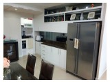 DIJUAL APARTEMEN 2 BEDROOMS THAMRIN RESIDENCES, GOOD VIEW & NICE FURNISHED